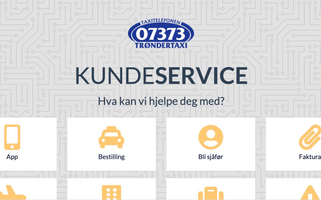 Hva er framtidens taxi? – spurte Trøndertaxi